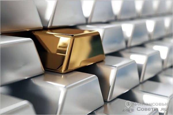 Как открыть обезличенный металлический счет