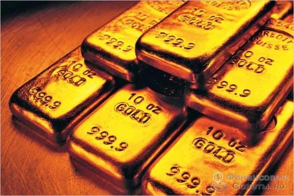 Как выгодно продать золото
