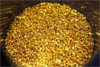 Видео: как добывают золото